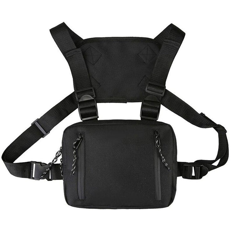 Tactical Chest Bags For Men New Trend Motorcycle Function Chest Rig Bags For Women Casual Travel Waist Pack Male Hip Hop Pocket URB1™ Vêtements Streetwear URB1™ Vêtements Streetwear tac