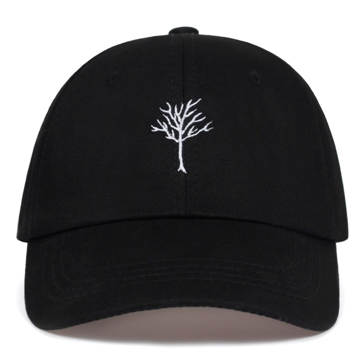 """TREE"" Casquette Baseball Streetwear Noir - URB1™ - URB1™ Vêtements Streetwear mode boutique streetwear shop"
