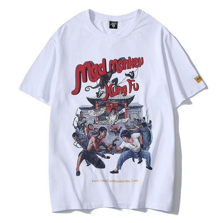 BOLUBAO Fashion New Men T-shirt Print Cotton Male T Shirts Cartoon Hip Hop Men's Street Clothing Tee Top URB1™ Vêtements Streetwear URB1™ Vêtements Streetwear bolubao-fashion-new-men-t-