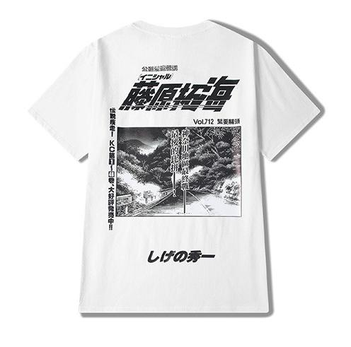 Europen And American Harajuku T Shirt Men Skateboard Hip Hop High Street Top Tee Casual Wear Lovers Couple Trasher T Shirts URB1™ Vêtements Streetwear URB1™ Vêtements Streetwear europen