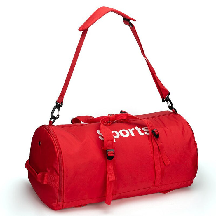 """SPORTS"" Sac à dos / Sac de  sport Noir - URB1™ - URB1™ Vêtements Streetwear mode boutique streetwear shop"
