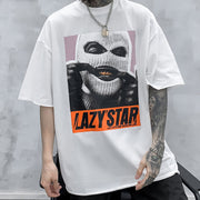 Aelfric Eden Hip Hop Mask Clown Printed Mens T Shirt Harajuku Fashion Male Short Sleeve 2020 Casual Cotton Tops Tees Streetwear - URB1™ Vêtements Streetwear mode boutique streetwear shop