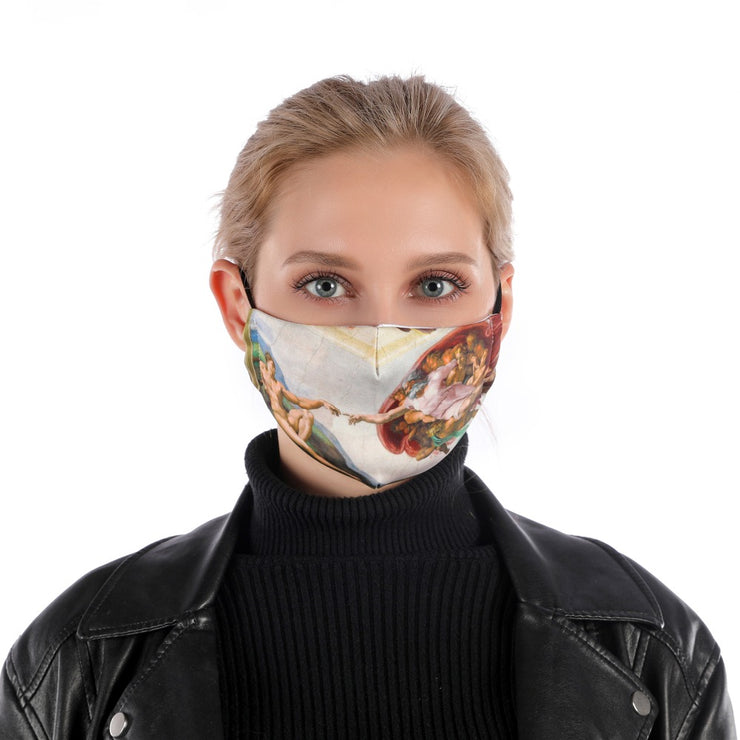 """MASQ"" Masque à Filtre papier PM2.5 Billets - URB1™ - URB1™ Vêtements Streetwear mode boutique streetwear shop"