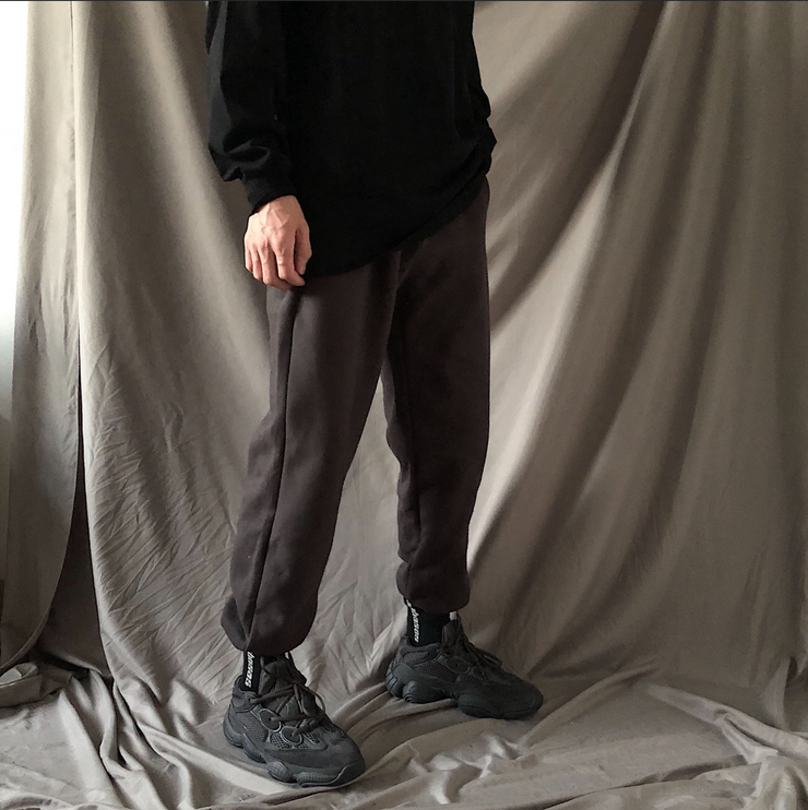 """ESSENTIAL"" Pantalon de Jogging Sweet Pants Gris - URB1™"