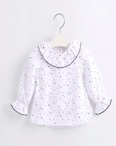 Dadati White Star Shirt