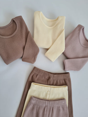 *NEW* Natural Colour Kids Lounge Set