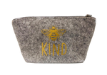 Bee Kind Mask Bag