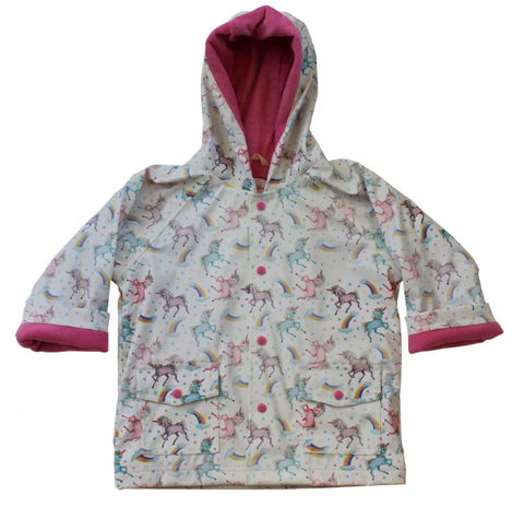 POWELL CRAFT Unicorn Raincoat