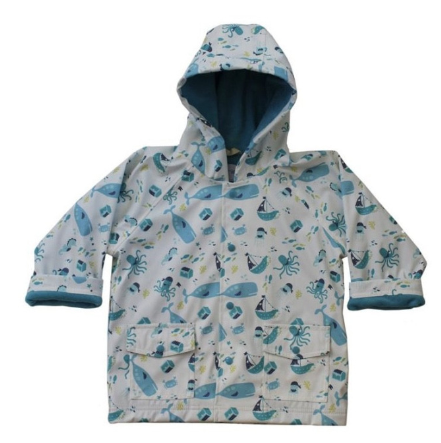 POWELL CRAFT The Sea Rain Coat