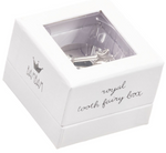 Bam Bam Tooth Fairy Silver Plated Box