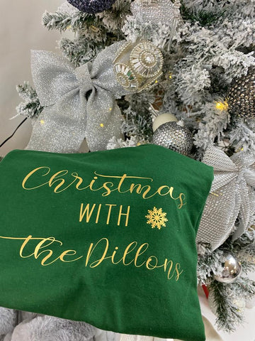 Christmas With The T-Shirt (ADULTS)