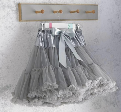 Light Grey TuTu