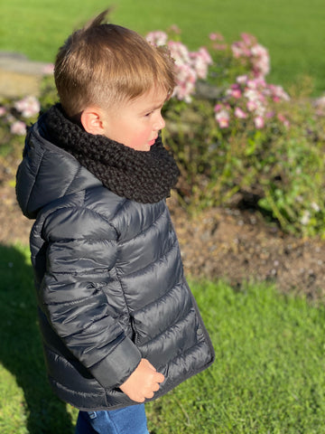 Hand knitted snood (kids & Adults)