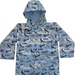 POWELL CRAFT Plane Rain Coat