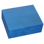 "Humidor - ""Fruit"" in Blue Sycamore"