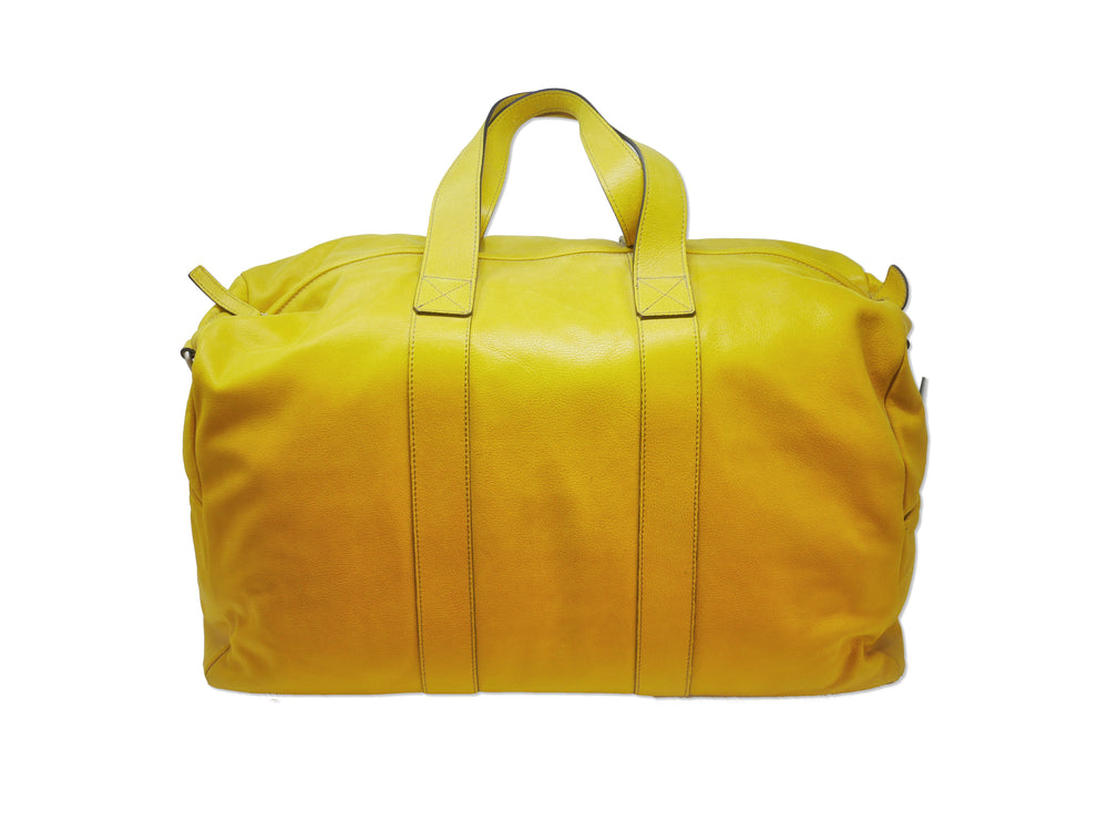 Duffel Bag - Yellow