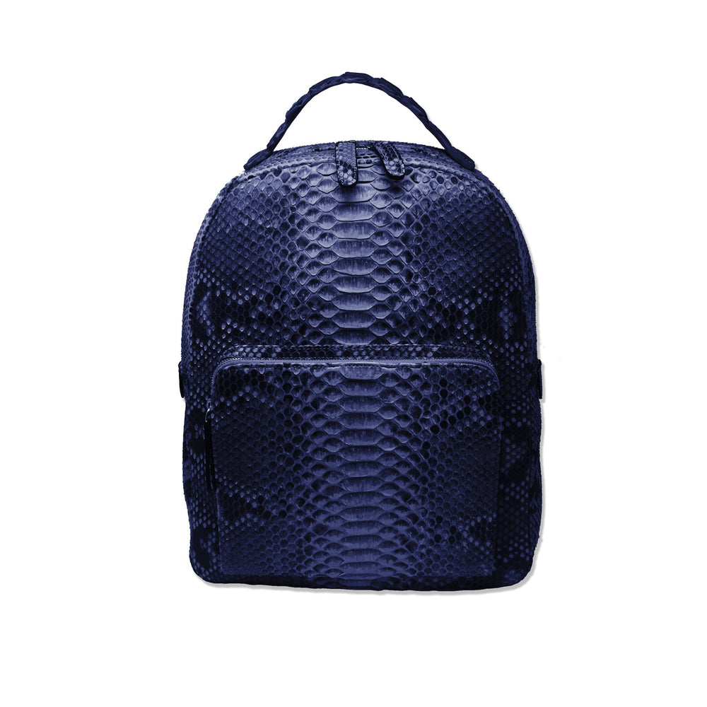 Backpack - Real Phyton - Dark Blue
