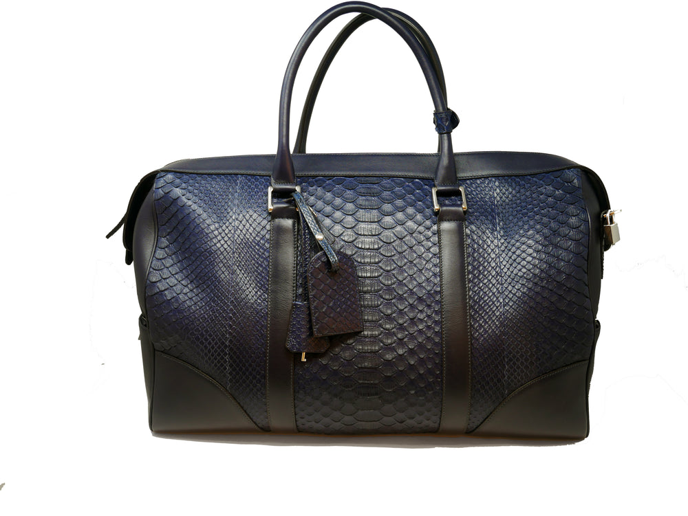 Duffel Bag - Elegance Blue