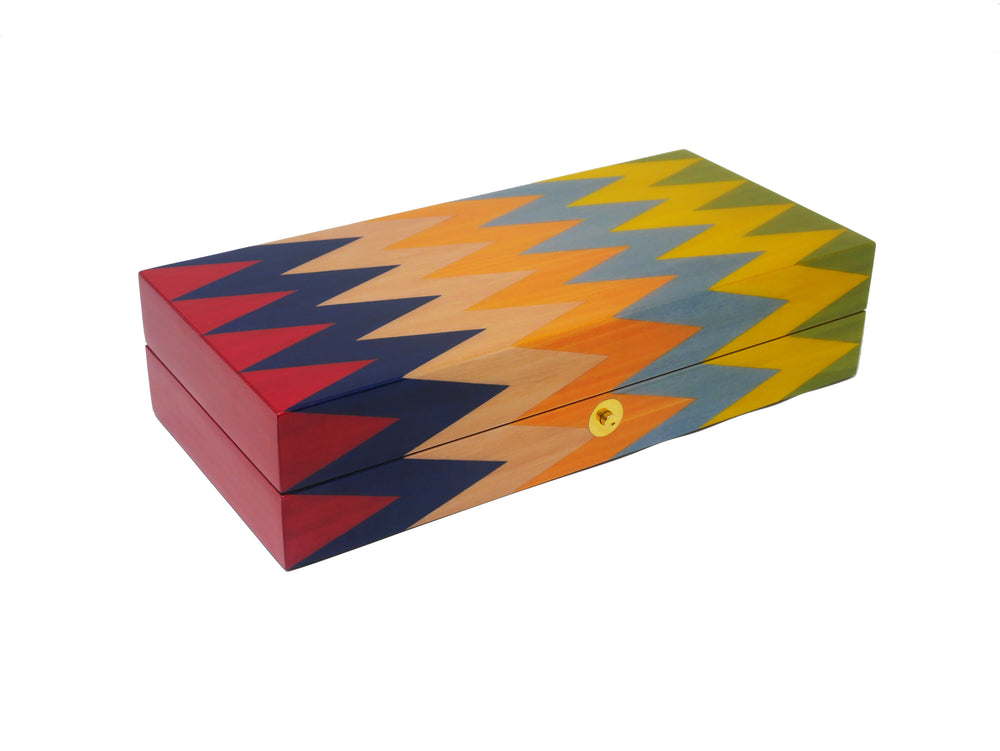 Playing Card Holder - Zig Zag