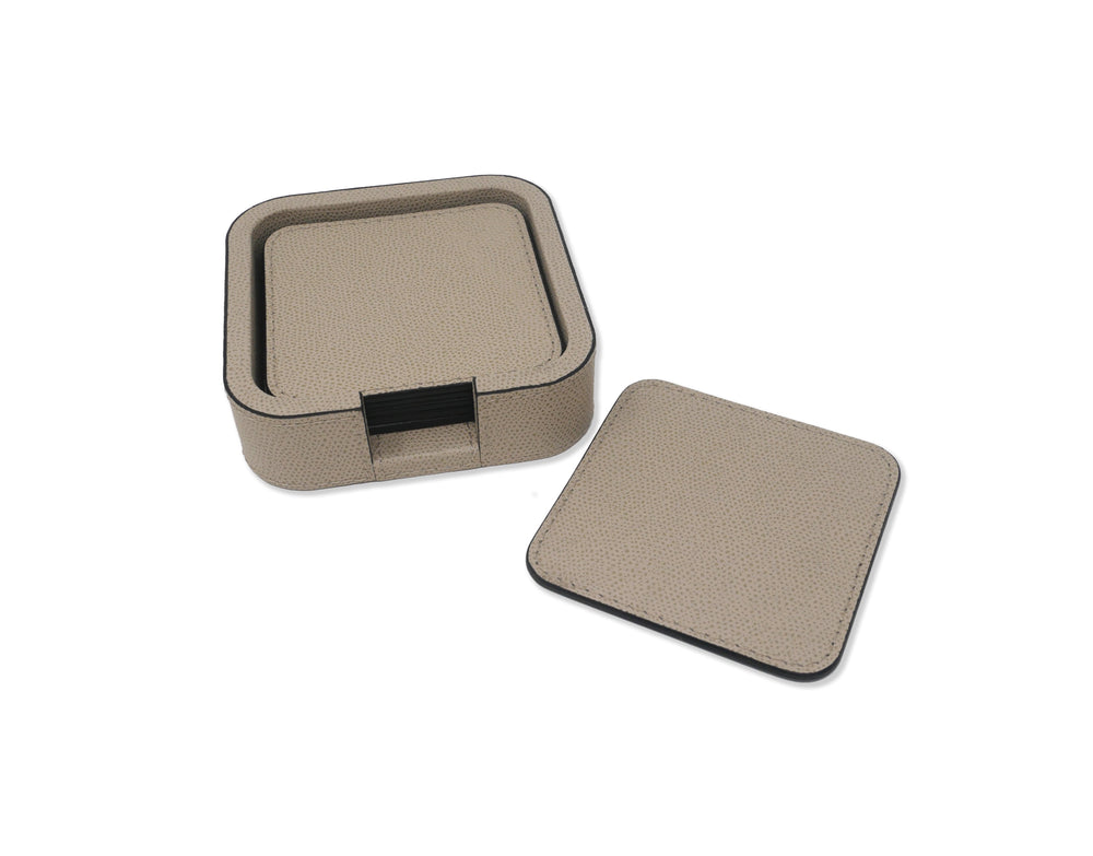 Tao Coasters Holder - Stone