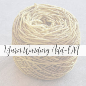 Yarn Winding Add-On