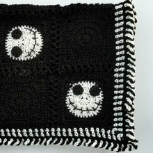 Load image into Gallery viewer, Halloween Blanket Crochet Pattern
