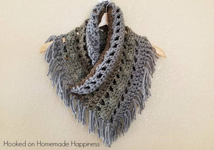 Tea Cake Cowl Crochet PATTERN