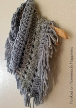 Load image into Gallery viewer, Tea Cake Cowl Crochet PATTERN
