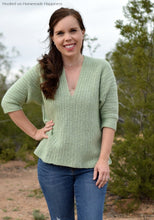 Load image into Gallery viewer, Weekender Pullover Crochet Pattern