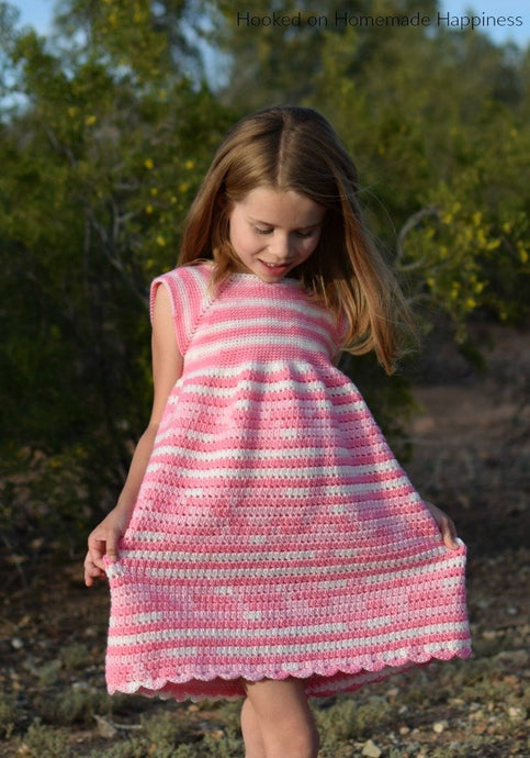Carson Dress Crochet Pattern