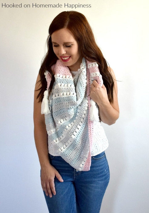 Daydreamer Wrap Crochet Pattern