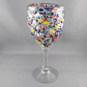 Wine glass | Confetti - Birdie's Nest Inc