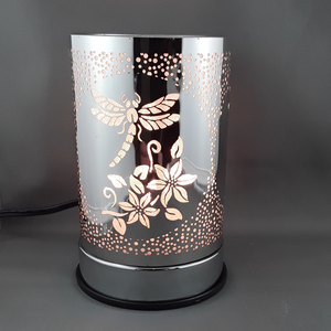 Touch lamp with oil burner | Dragon Fly - Birdie's Nest Inc