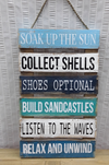 Nautical sign - Birdie's Nest Inc