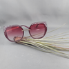 Sunglasses K-7 Burgandy - Birdie's Nest Inc