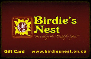 Gift Certificates - Birdie's Nest Inc