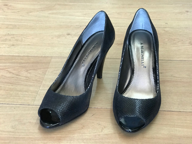 Size 7.5 SHOES A. Marinelli New womens high heel shoes 7.5 M Eva