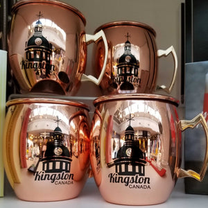 Kingston Copper Mug