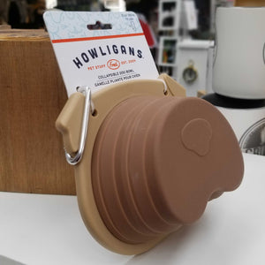 Howligans Collapsible Dog Bowl