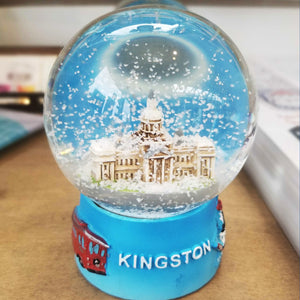 Kingston Snow Globe