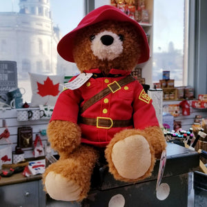 RCMP Paddington Bear