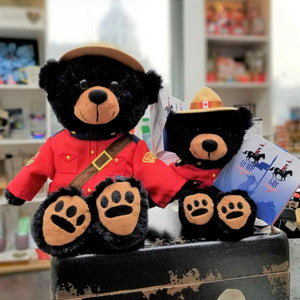 RCMP Sergeant Black Bear
