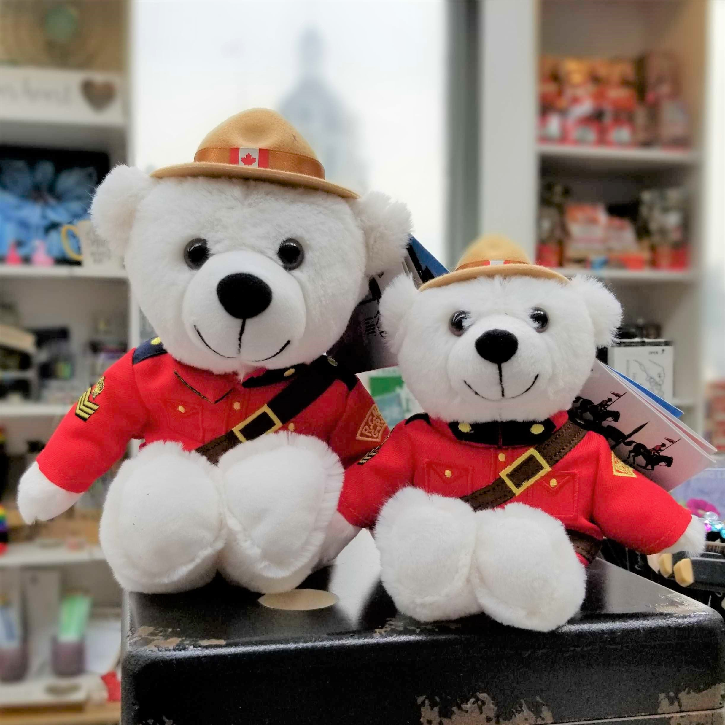 RCMP Sergeant Polar Bear