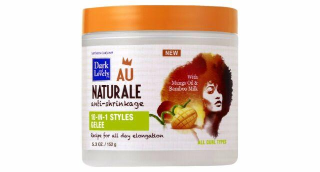 Dark & LovelyAu Naturale Anti Shrinkage 10-n-1 Style Gel