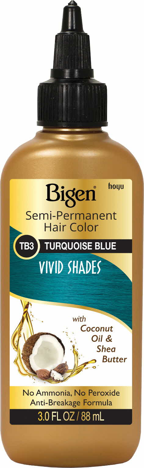 Bigen Semi Permanent Hair Color