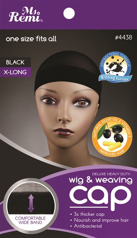 ANNIE Ms. Remi Deluxe Heavy Duty Wig and Weaving Cap