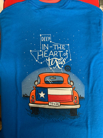 TEXAS-DEEP IN THE HEART