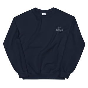 Kind Style Co. Mountain Crewneck