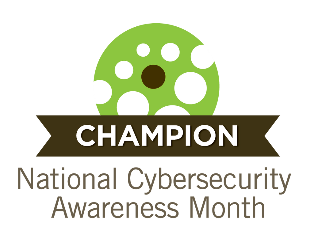 National Cybersecurity Awareness Month Eyebloc Webcam Cover