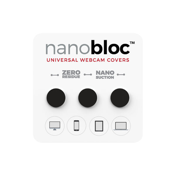 Nanobloc Universal Webcam Cover